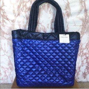 Calvin Klein Bags - Calvin Klein Reversible Tote Bag